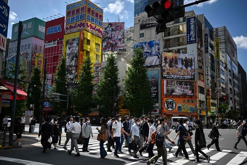 Japanese and South Korean youth have had to think on their feet to escape the prospect of being jobless.
