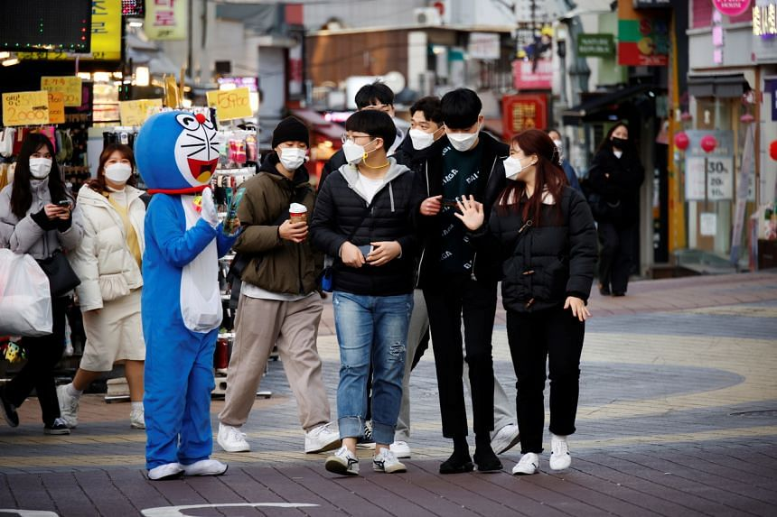 Young people in South Korea now see their prospects darkening further due to Covid-19 and changed recruitment practices.