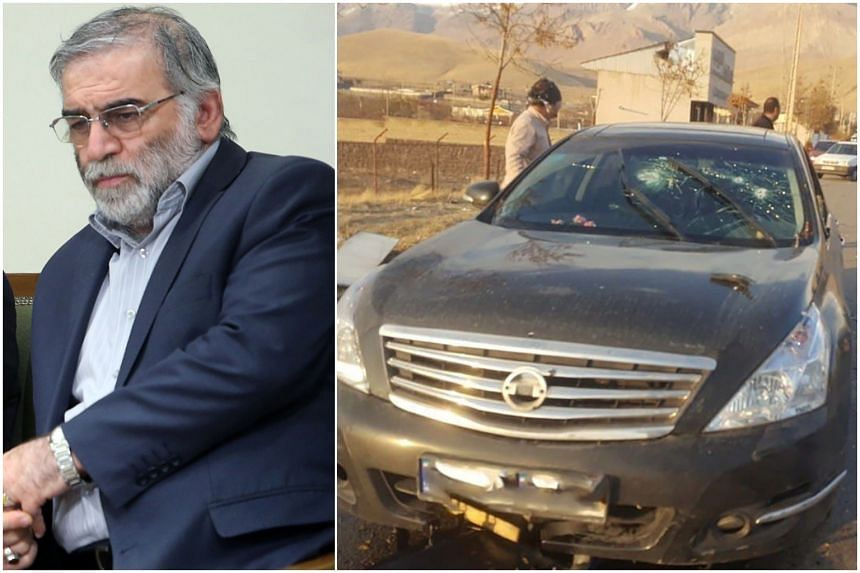 Dr Mohsen Fakhrizadeh was killed close to the Damavand campus of Islamic Azad University, about 60km east of central Teheran.
