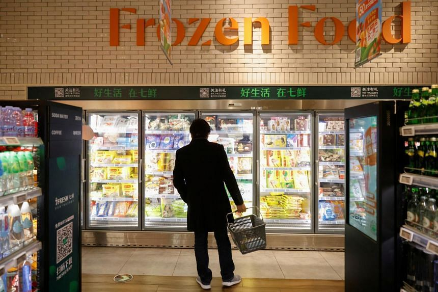 Recent confirmed cases in China have been associated with imported frozen food.