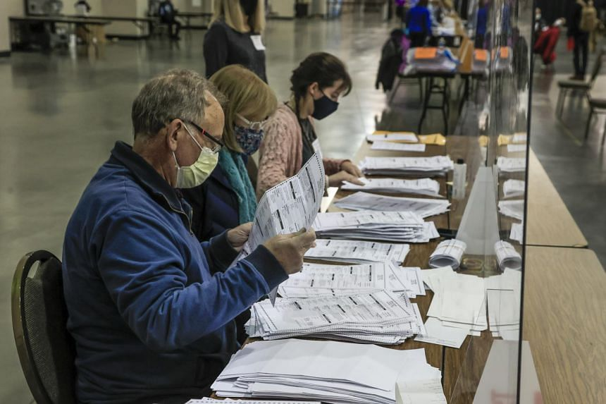 After the recount in Milwaukee County, President-elect Joe Biden had a net gain of 132 votes, out of nearly 460,000 cast.