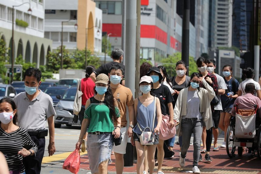 Singapore has reported a total of 58,213 coronavirus cases so far.