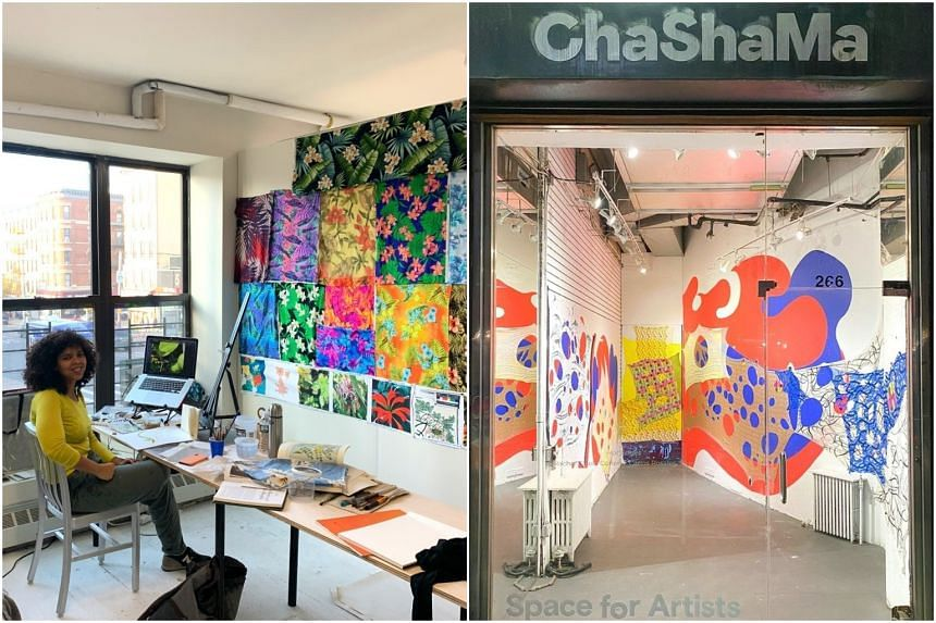 Chashama is New York non-profit that persuades property owners to temporarily donate unused units to struggling artists.
