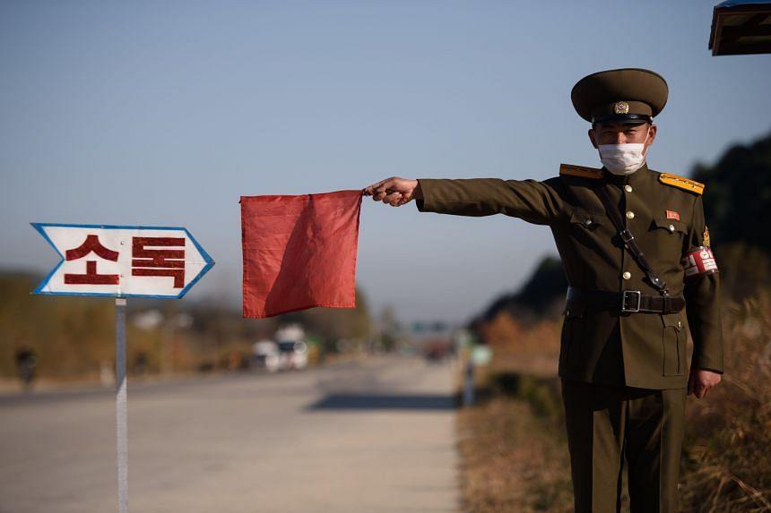North Korea still claims zero Covid-19 cases.