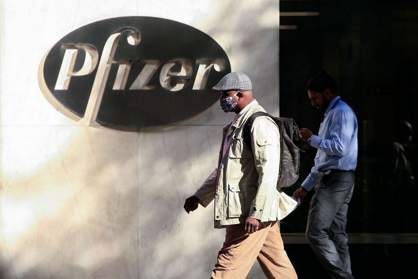 Britain has ordered 40 million doses of the Pfizer Covid-19 vaccine.