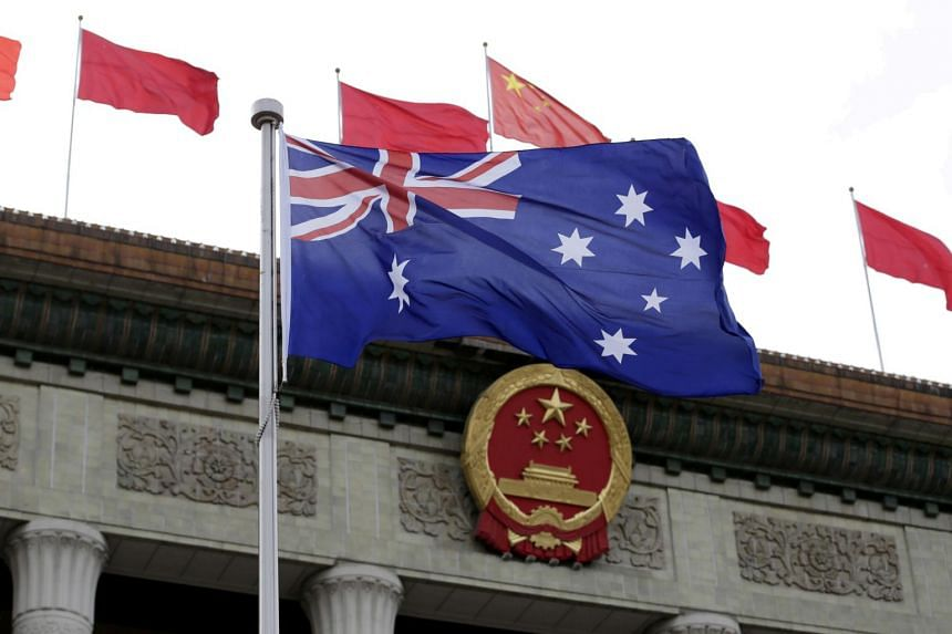 "Australia's Prime Minister Scott Morrison said Australia was seeking the removal of the ""truly repugnant"" image."