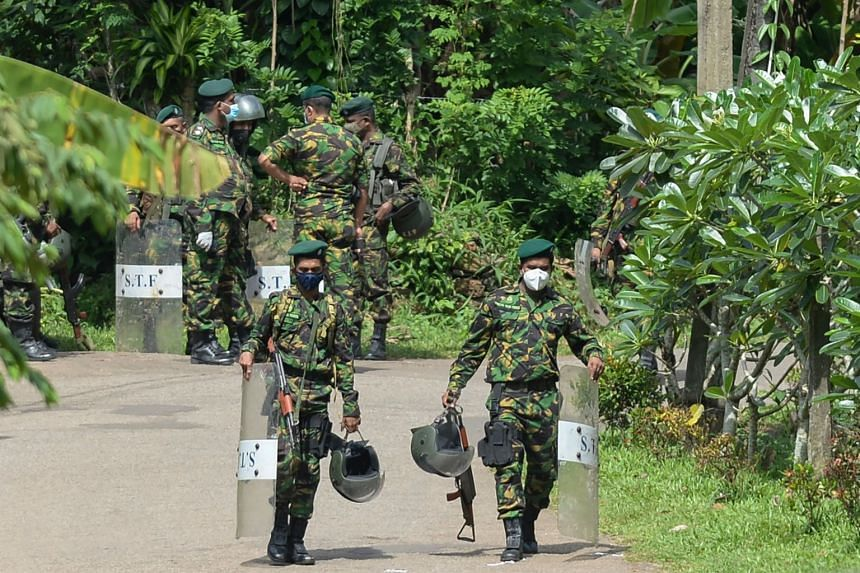 Eight Inmates Killed, 37 Others Injured in Sri Lankan Prison Riot