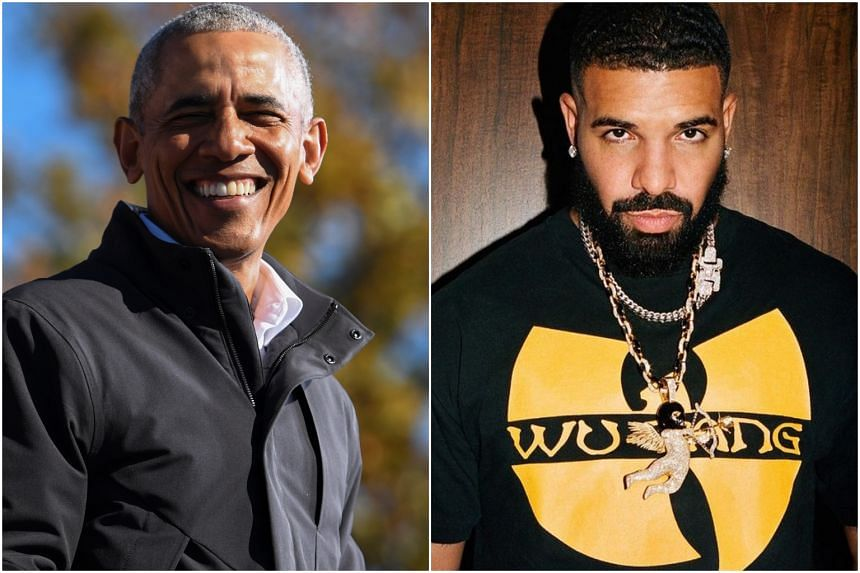 Drake has expressed his wish to play Mr Barack Obama as early as 10 years ago.