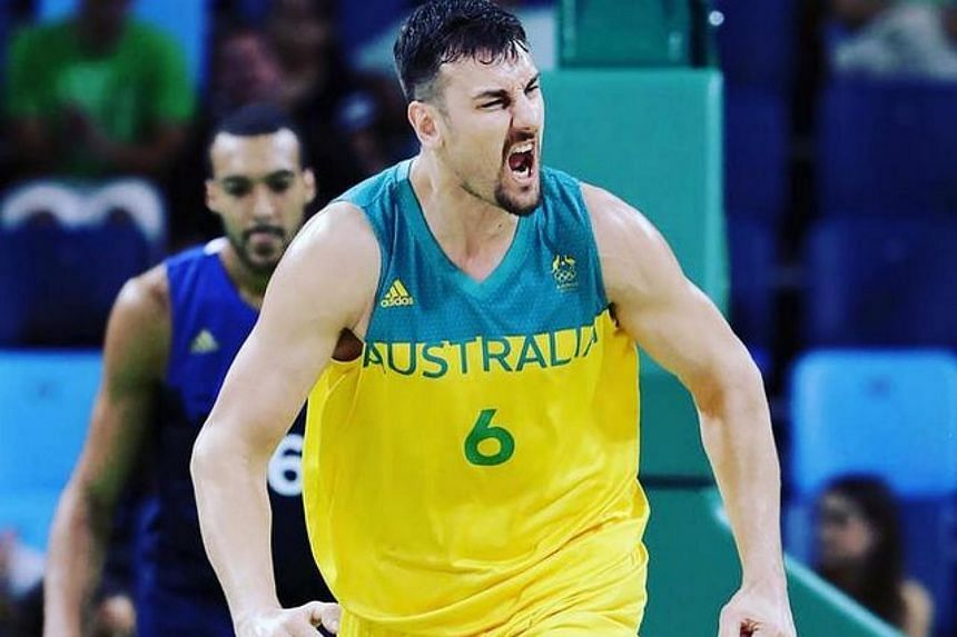 Andrew Bogut calls time on basketball career, Olympic pursuit