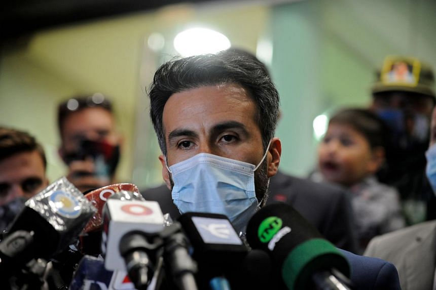 The probe into Maradona's death prompted prosecutors to search the home and office of Dr Leopoldo Luque on Nov 29, 2020.