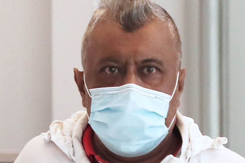 Mohamad Hamzi Rabu, 50, admitted he had fraudulently executed a transfer form for the house.