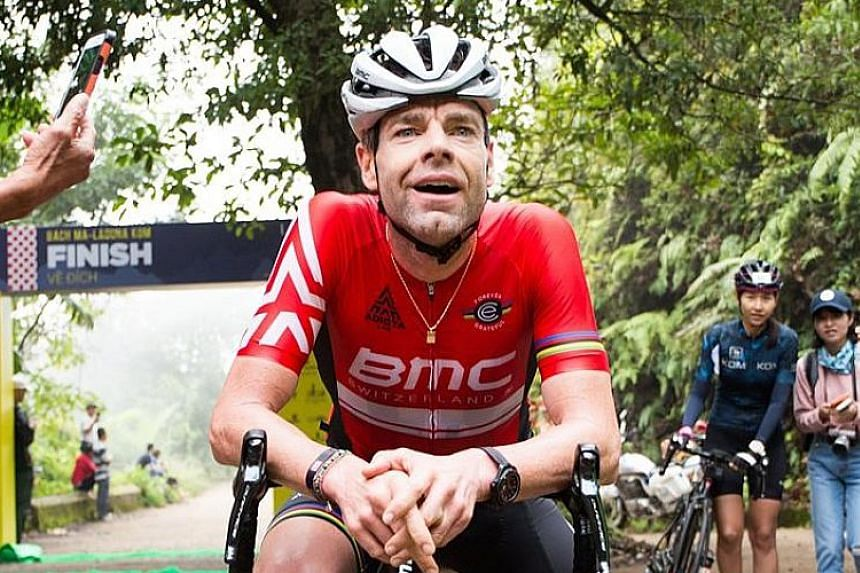Former Tour de France champion Cadel Evans was the headline attraction at last year's Coupe de Hue in Vietnam, where Bach Ma National Park was the setting for an epic climb in the first stage.