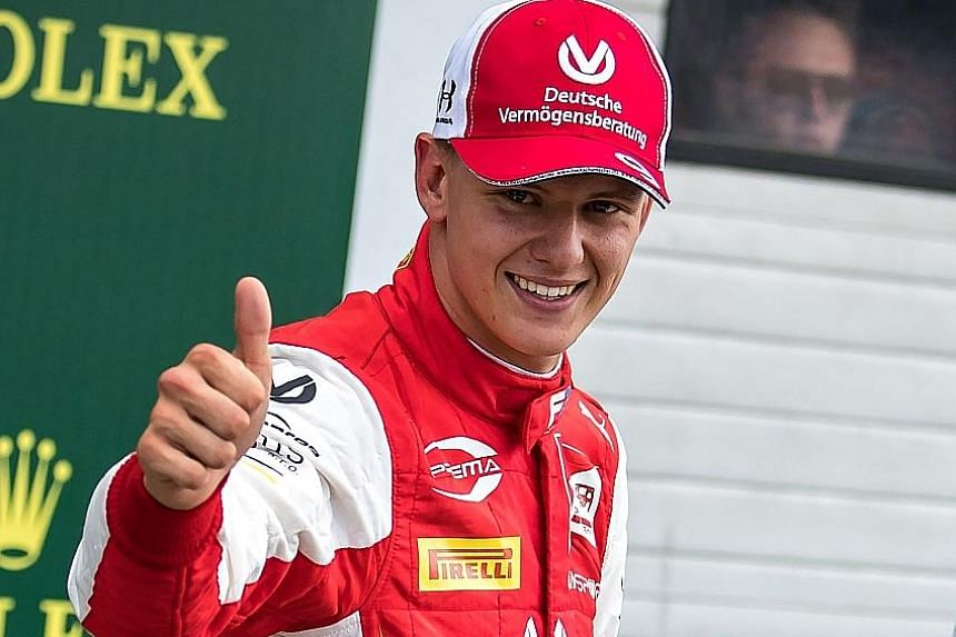 Haas confirms Mick Schumacher for 2021