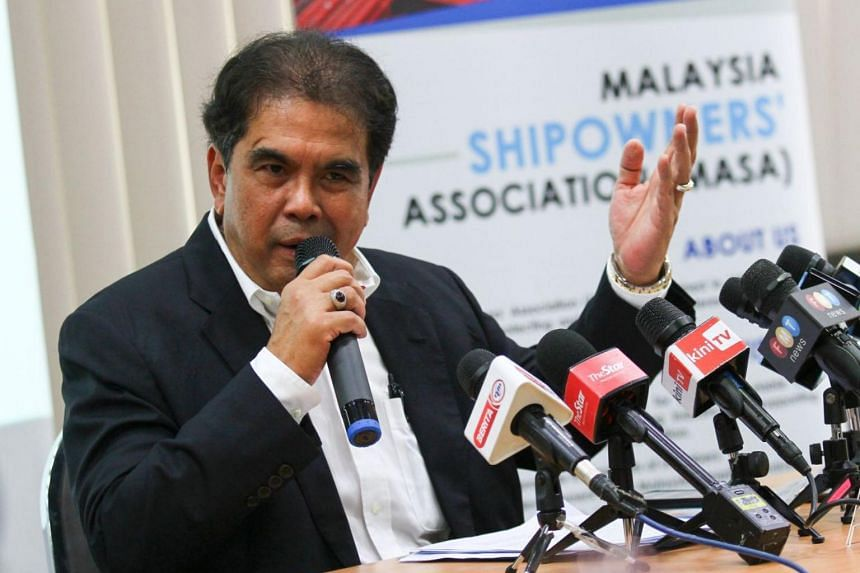 """Datuk Abdul Hak said that the cable repair works are being """"monopolised"""" by a single Singapore registered company."""