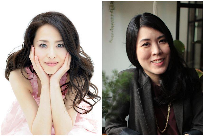 The second season of Folklore will feature Seiko Matsuda (left) and Nicole Midori Woodford as directors.