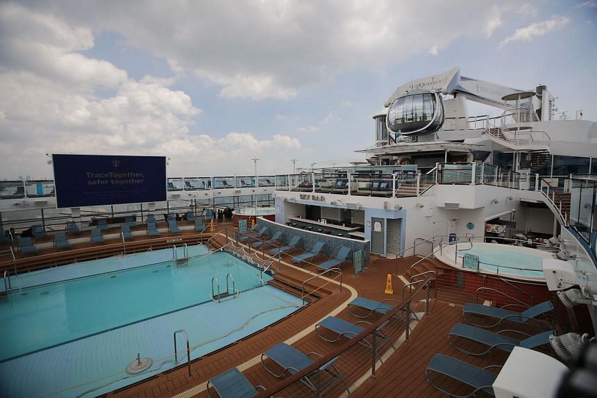Royal Caribbean is offering three- and four-night Ocean Getaway cruises on the Quantum of the Seas.