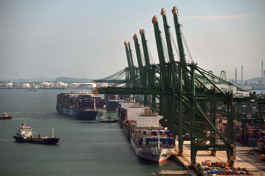 Singapore was ranked first for the size of its international flows in goods, capital, information and people relative to its domestic economy.