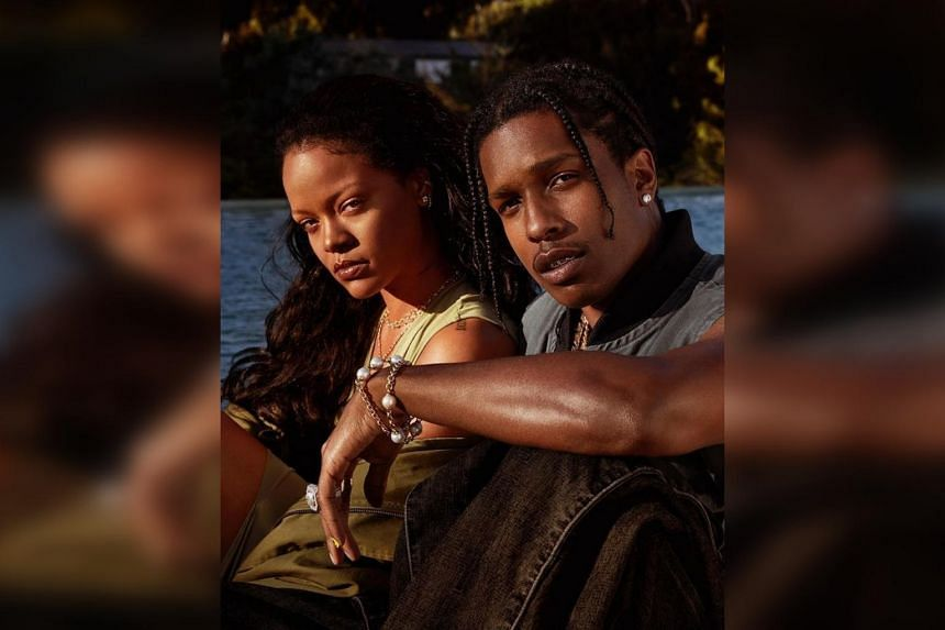 Rihanna and A$AP Rocky have been linked since they walked the red carpet together at the British Fashion Awards in December 2019.