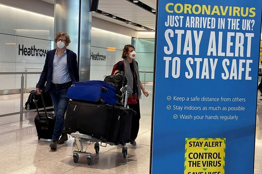 Business travellers exempt from quarantine rules