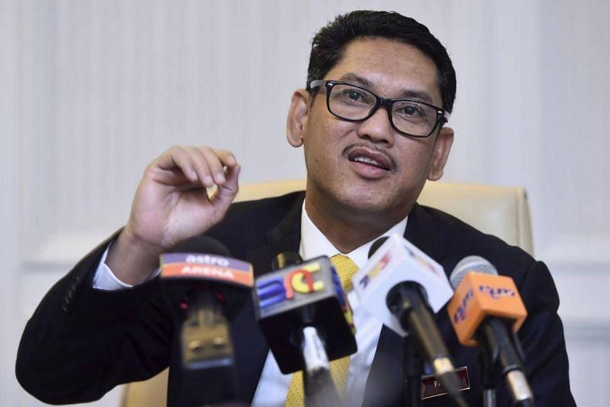 Datuk Seri Ahmad Faizal Azumu garnered support of only 10 out of 59 state assemblymen.