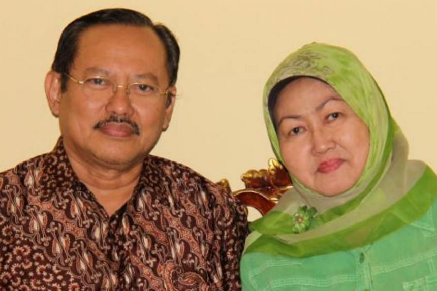 Dr Sardjono Utomo and his wife died from Covid-19 after they were turned away from hospitals in Surabaya.