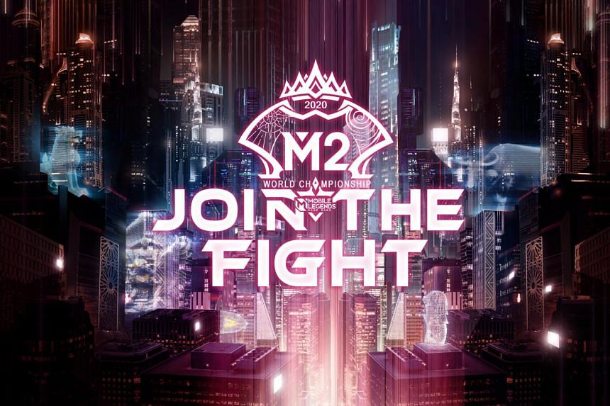 The Mobile Legends: Bang Bang M2 World Championship will take place in Singapore on Jan 18-24 in 2021.