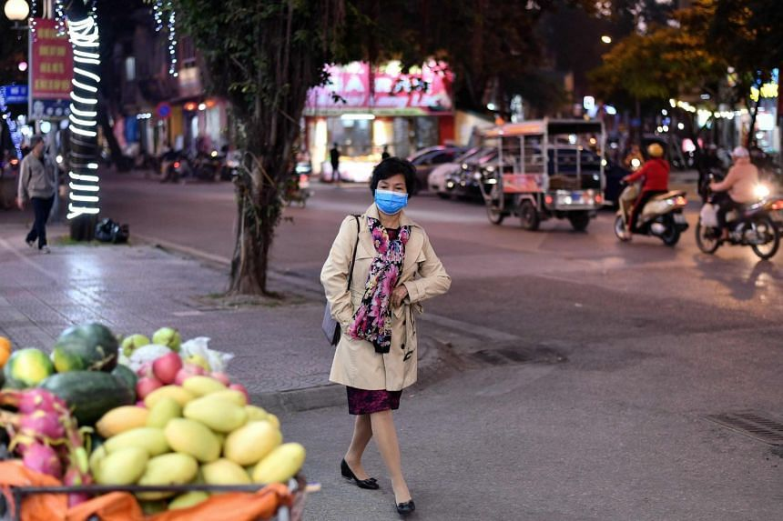 Vietnam reported three new cases of Covid-19 infection on Dec 3, bringing its total confirmed cases to 1,361.