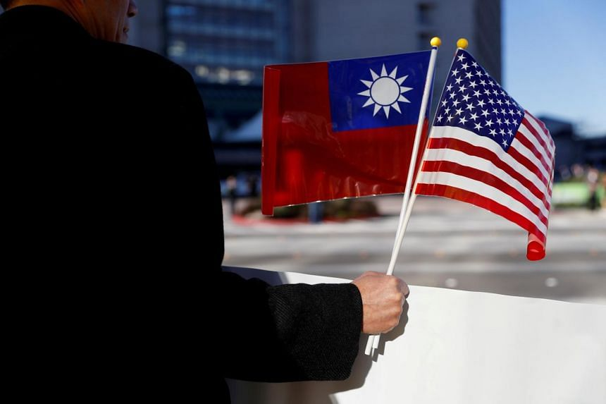Taiwan has long angled for a trade deal with its most important diplomatic and military backer.