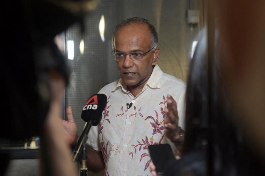 Law and Home Affairs Minister K. Shanmugam noted that the evidence that cannabis is harmful is quite substantive.