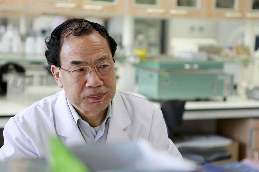 Prof Zhang Yongzhen was included as one of Time's 100 most influential people of 2020.