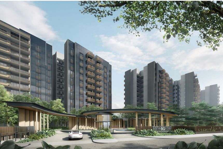 Ki Residences sales gallery in Vanda Link will continue to be open to viewers by appointment or through the appointed agents.