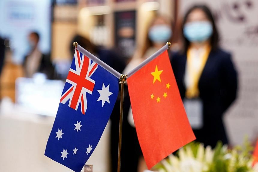 Australia is the world's most China-dependent developed economy.