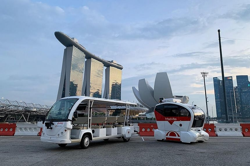 Autonomous driving solutions firm MooVita, which collaborated with Dutch company Sioux Technologies, was a participant in last year's Eureka GlobalStars-Singapore innovation call. The innovation project call seeks to support cross-border collaboratio