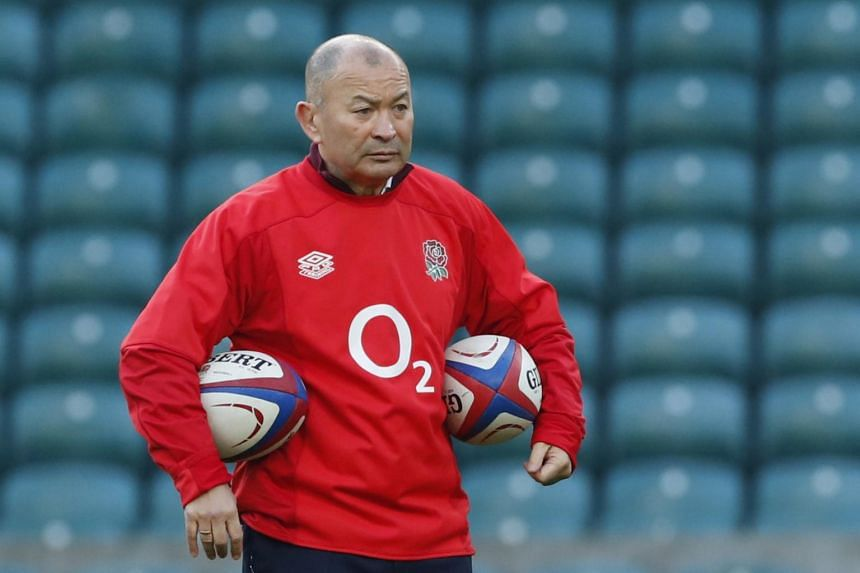 England coach Eddie Jones responded angrily when questioned by reporters after the Autumn Nations Cup final.