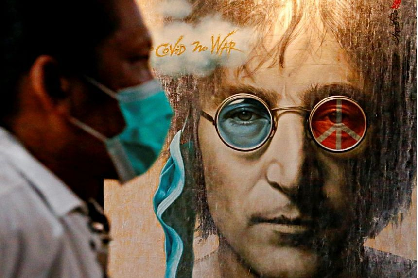 For all the nostalgia, John Lennon was a divisive and contradictory figure.