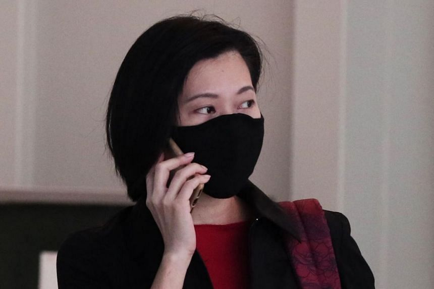 Ee Chay Wea is among several of the wine company's former employees who were earlier charged with corruption offences.