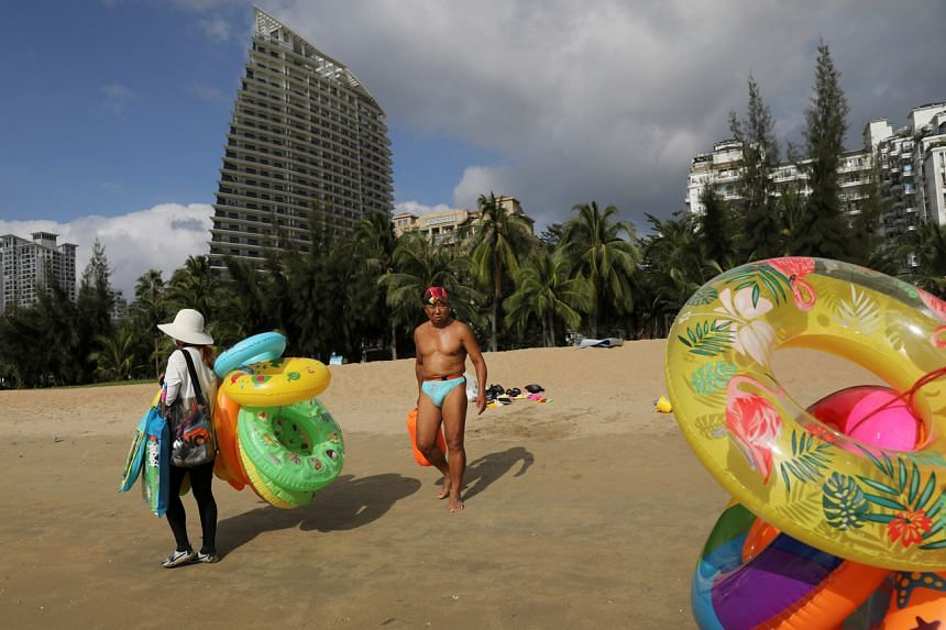 China's southernmost island province of Hainan has been free of coronavirus for six months.