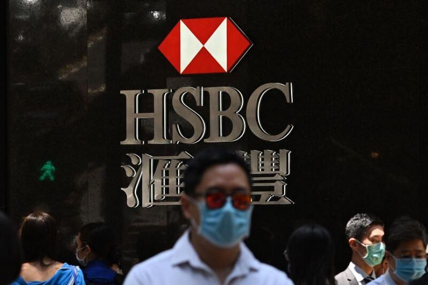 HSBC is also in the midst of a massive restructuring, making a pivot to mainland China and Asia, away from Europe and the US.