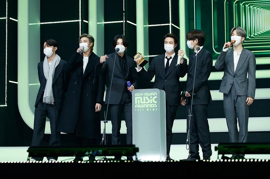 BTS cleans up again at Melon Music Awards