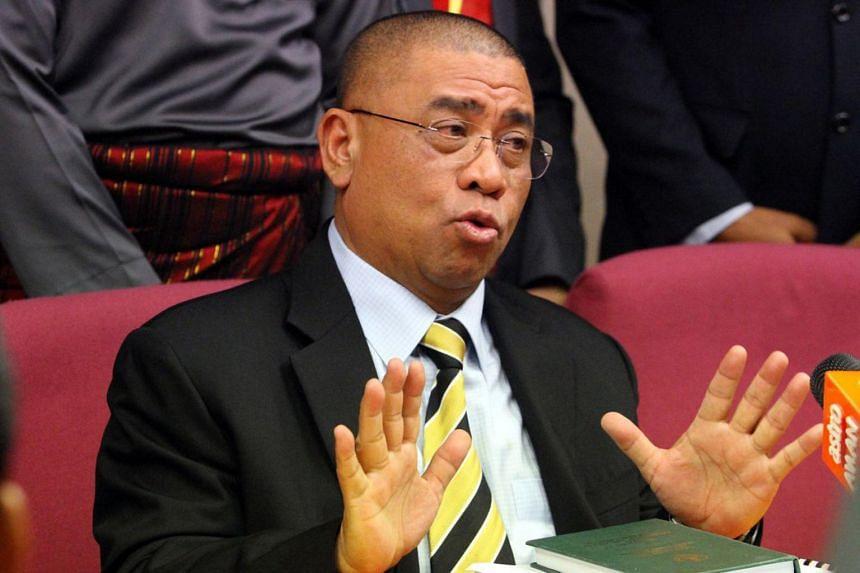 UMNO has submitted the name of Datuk Saarani Mohamad as Perak's next menteri besar.