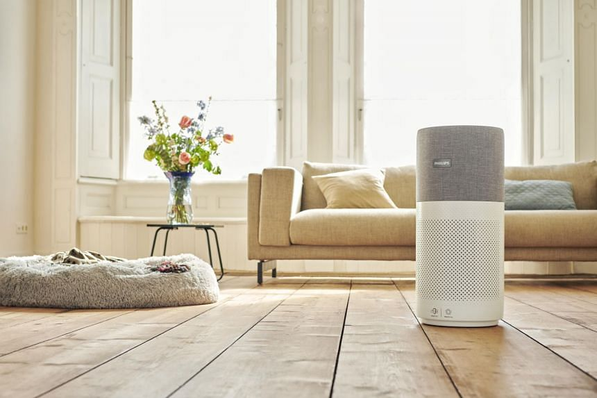 The Philips Air Purifier 3000i and 2000i Series are specially designed to improve indoor air quality by better protecting against viruses and aerosols, and reducing allergen triggers, ensuring that you and your loved ones breathe clean air. PHOTO: PH