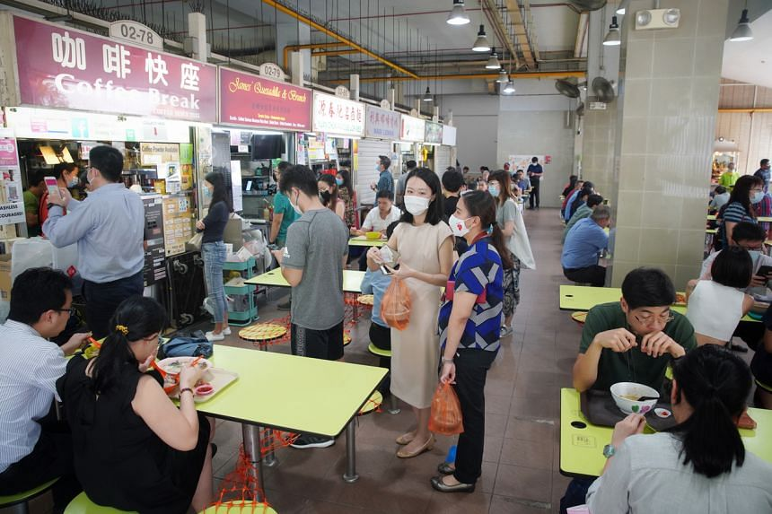 Hawkers said other common methods used were cancelled transactions.