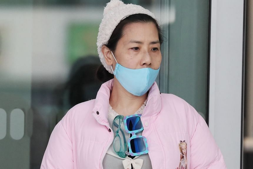 Tan Lee Hoon is facing eight counts of voluntarily causing hurt to the Filipino nationals.