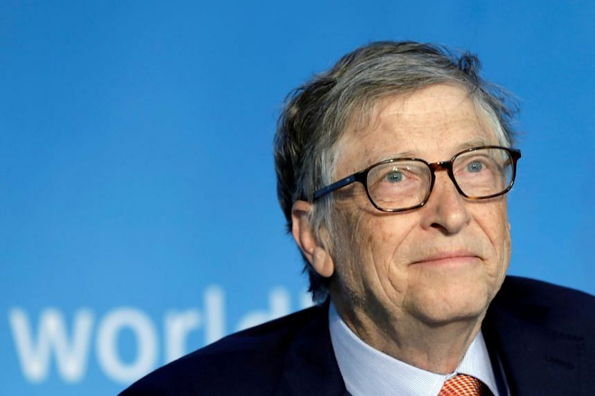 Bill Gates said that 70 per cent of his foundation's resources are committed to healthcare and related scientific research.