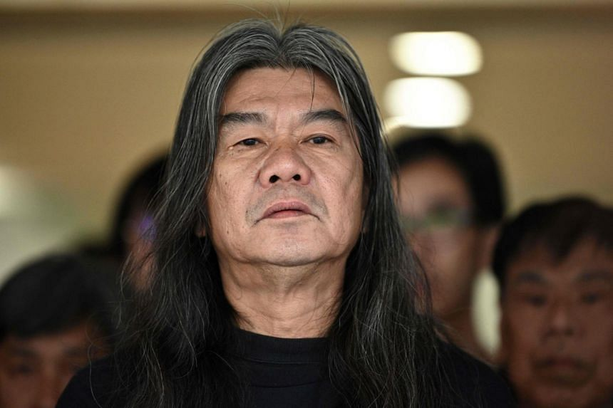 Former pro-democracy lawmaker and veteran activist Leung Kwok-hung was among those arrested.