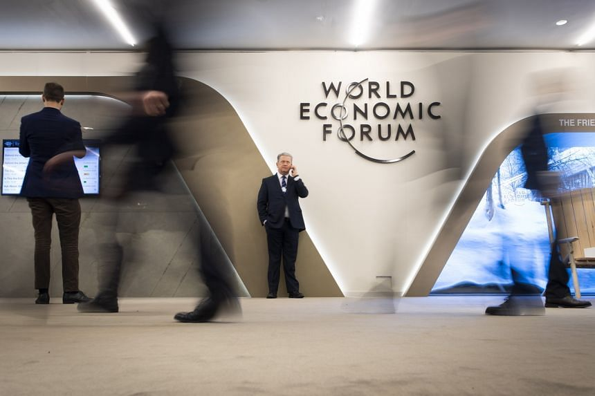 The World Economic Forum will be held in Singapore from May 13-16, 2021.
