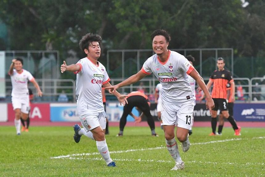 In this week's #GameOfTwoHalves podcast, we discuss the foreign dominance in the Singapore Premier League as Albirex Nigata lift their fourth Singapore Premier League title in five years.