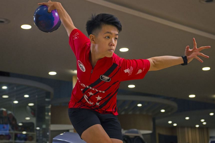 Bowler Shayna Ng will demonstrate five exercises in the 15-minute workout.