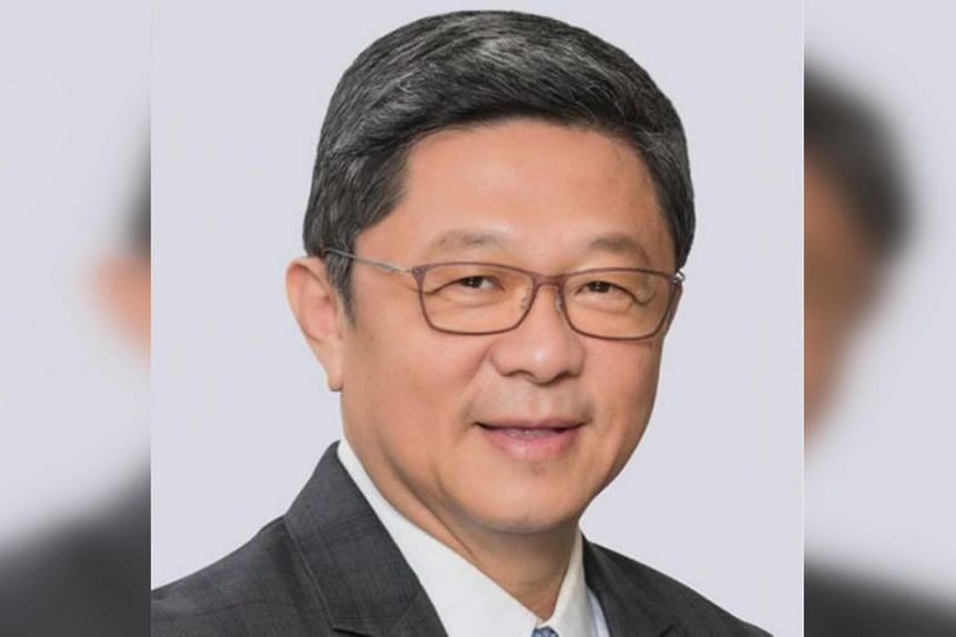 Mr Robin Hu will take on a different position and remain part of the firm's senior leadership team.