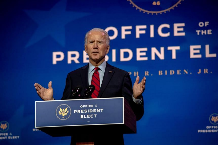 The incident illustrates the difficulty Mr Joe Biden faces in crafting a China policy.